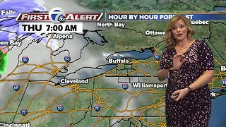 7 First Alert Forecast 1226 - Noon - Video