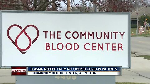 Recovered COVID-19 patients being asked to donate plasma