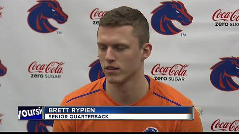 All eyes will be on Brett Rypien for his year at QB