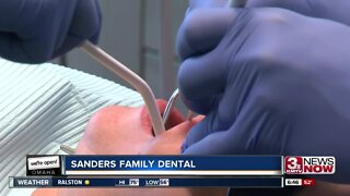 We're Open Omaha: Sanders Family Dental