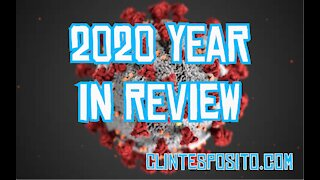 2020 year in review. Clint Esposito