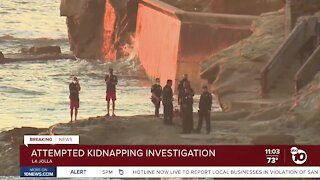 Attempted kidnapping investigation