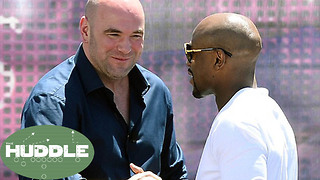 Floyd Mayweather CONFIRMED to Join the UFC!!? - Video
