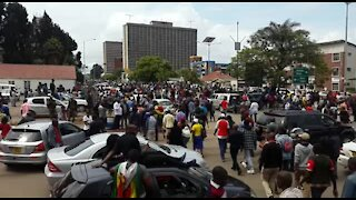 Mugabe must go now: Zimbabweans march, speak in one voice (7PB)