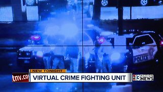 Las Vegas police deploy new technology to fight crime