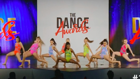 Child dancers perform Meghan Trainor's 'Dace Like Yo Daddy', win 1st place