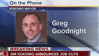 GM Kokomo plant announces job cuts - Video