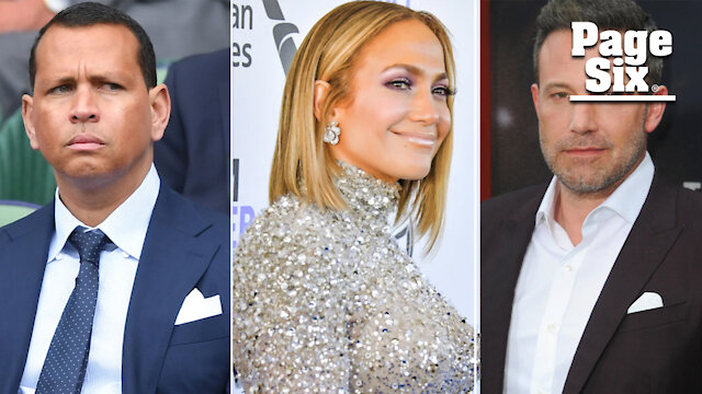 Alex Rodriguez reportedly 'shocked' by Jennifer Lopez, Ben Affleck reunion