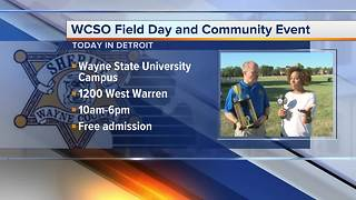Preparing for the Tug of War at Field Day - Video