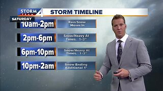 Storm Team 4 midday forecast
