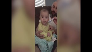 Baby Can't get Enough Cereal - Video