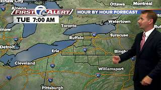 7 First Alert Forecast 08/01/2017 - Video