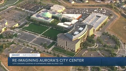 Aurora looking at future of its City Center