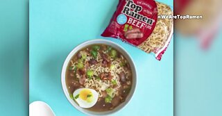 Top Ramen looking for Chief Noodle Officer