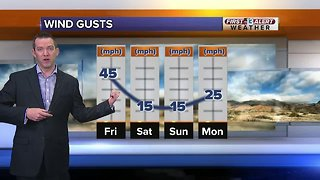 13 First Alert Las Vegas weather updated February 15 morning