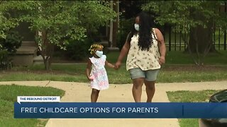 Free childcare options for parents