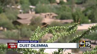 Paradise Valley parking ordinance addresses dust issues - Video