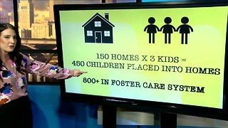 Summit County Children Services launches new effort to increase number of foster homes