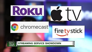 Don't Waste Your Money: Streaming service showdown