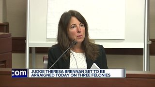 Livingston Co. Judge Theresa Brennan to be arraigned