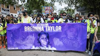 Louisville Police Prepare For Breonna Taylor Decision