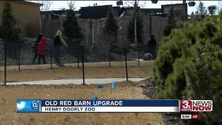 New accommodations coming to the zoo - Video
