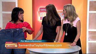 Samantha Taylor talks about one of her client's amazing weight loss journey - Video