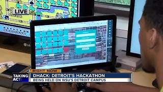 Detroit Hackathon - Video