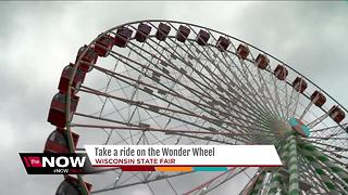 Take a ride on the Wonder Wheel - Video