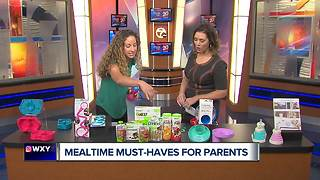 Mealtime Must-Haves for Parents - Video