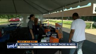 Hurricanes push Generac to look for employees at job fair - Video