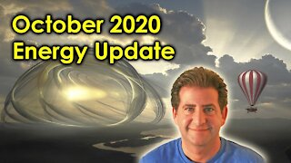 October 2020 Energy Update   Ascension Into 5D New Earth Accelerates!