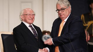 Irish President Calls For Equality, Inclusion In Inauguration Speech