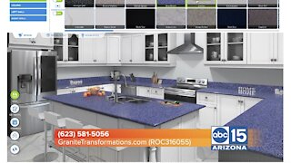 Make home remodeling SIMPLE with Granite Transformations of North Phoenix