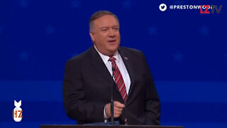 INCREDIBLE Speech from Mike Pompeo