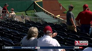 Arkansas Couple Celebrates Anniversary at CWS - Video