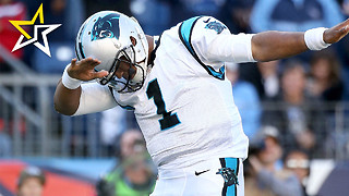 Cam Newton Officially Retires The Dab, Teases New Touchdown Dance For Next Season - Video