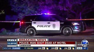 Man found dead at Lakewood hotel; homicide investigation underway - Video