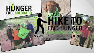 Hike to End Hunger 2021