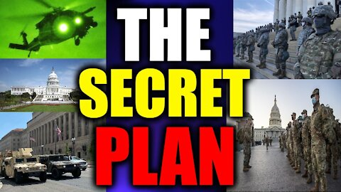 Is There A SECRET PLAN To Save Our Republic? Will Biden Be Inaugurated? Is It All The Final Trap?
