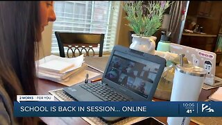 Bixby Public Schools Keeping Students Connected Through Distance Learning