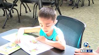 Read for the Record aims at encouraging literacy - Video