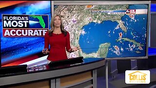 Tracking the Tropics | July 4 Evening Update