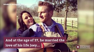 Country star Rory Lee Feek | Rare Country - Video