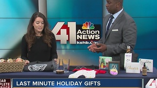 More last minute holiday gifts - Video