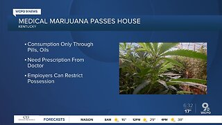 KY could be next state to legalize medical marijuana