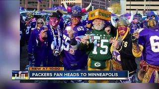 Packers super fans plan to crash Super Bowl party in Minneapolis - Video