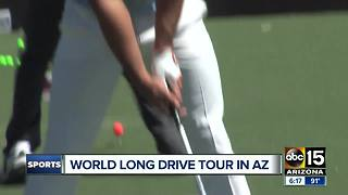 World Long Drive tour comes to Arizona - ABC15 Sports