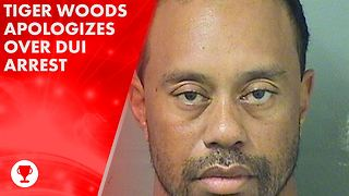 Tiger Woods says meds to blame for DUI arrest - Video