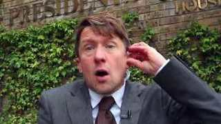 Jonathan Pie has Some Comments on Oprah for President - Video